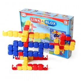LinkaBLOX, Building Set, 60 Pieces