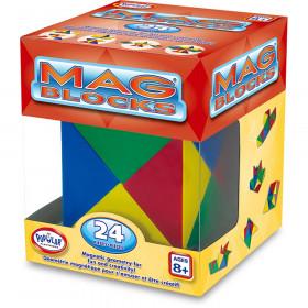 Mag-Blocks 24-Piece Set
