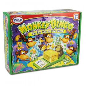 Monkey Bingo Game