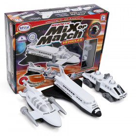 Magnetic Mix or Match Vehicles, Space