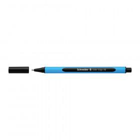 Slider Edge XB Ballpoint Pen, Viscoglide Ink, 1.4 mm, Black