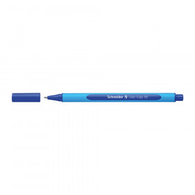 Slider Edge XB Ballpoint Pen, Viscoglide Ink, 1.4 mm, Blue