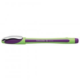 Xpress Fineliner Pen, Fiber Tip, 0.8 mm, Violet