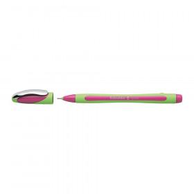 Xpress Fineliner Pen, Fiber Tip, 0.8 mm, Pink