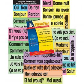 High-Freq Vocab Card Set French