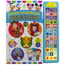 Sound Storybook Treasury Disney Baby