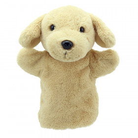 Puppet Buddies, Labrador (Yellow)