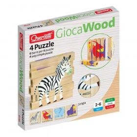 4 Puzzle Jungle