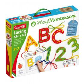 Lacing ABC + 123