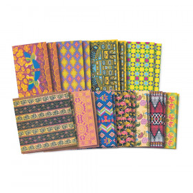 Global Village Paper Craft Paper, Assorted Sizes, 48 Sheets