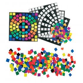 Roylco Spectrum Mosaics, 4000/pkg