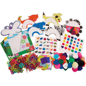 Art Exploration Kit For Toddlers