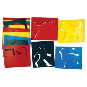 Childs First Stencil, Pack of 15