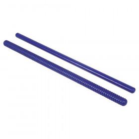 Rhythm Sticks 1 Fluted 1 Plain 14L