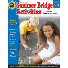 Summer Bridge Activities Gr K-1