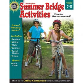 Summer Bridge Activities Gr 7-8