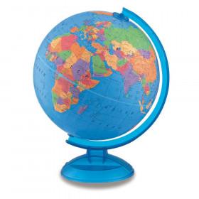 "Adventurer 12"" Political Globe"