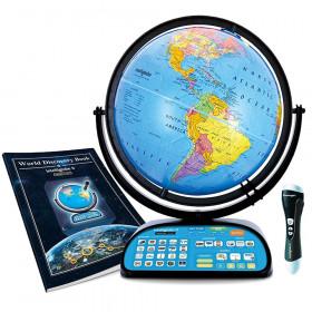 "Intelliglobe II Deluxe Interactive Globe, 12"""