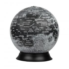 """National Geographic Illuminated Moon Globe, 12"""""""