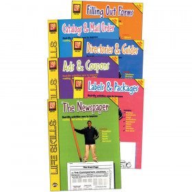 Practical Practice Reading Book Series, Set of 6
