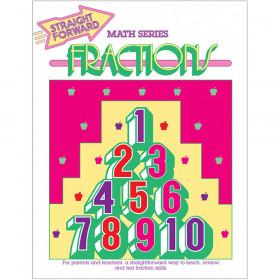 Straight Forward Math, Fractions