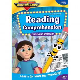Reading Comprehension DVD