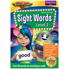 Sight Words DVD, Level 2