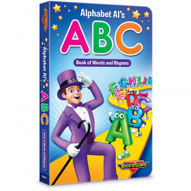 Rock N Learn Alphabet Als Abc Board Book