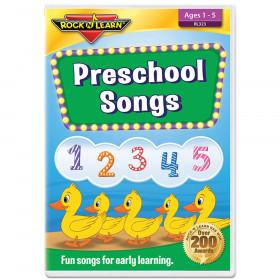 Preschool Songs DVD
