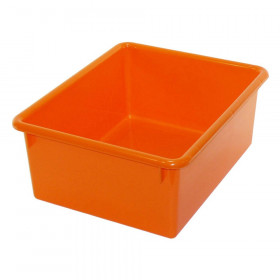 "Stowaway 5"" Letter Box no Lid, Orange"