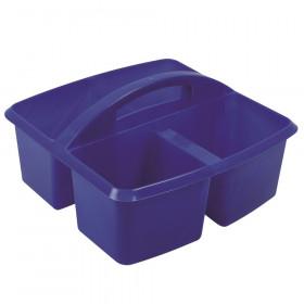 Small Utility Caddy, Blue