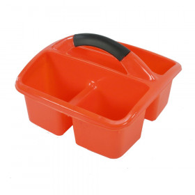 Deluxe Small Utility Caddy, Orange