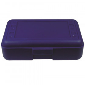 Pencil Box, Blue