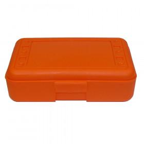 Pencil Box, Orange