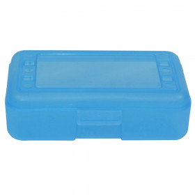 Pencil Box, Blueberry
