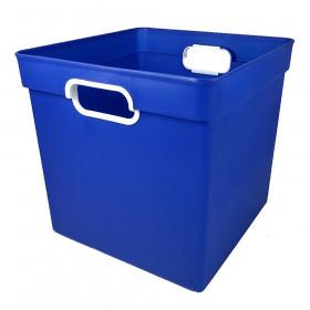 Cube Bin, Blue