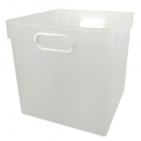 Cube Bin Clear