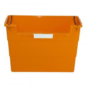 Desktop Organizer Orange