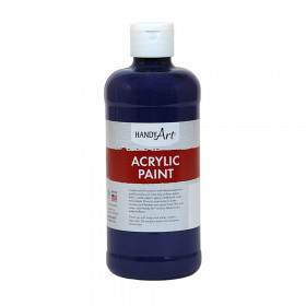Acrylic Paint 16 oz, Violet