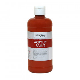 Acrylic Paint 16 Oz Venetian Red