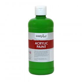 Acrylic Paint 16 oz, Light Green