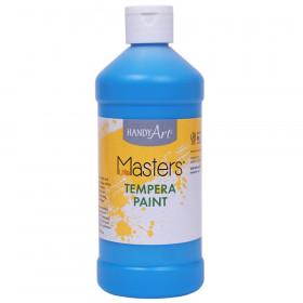 Little Masters Tempera Paint Pint, Light Blue