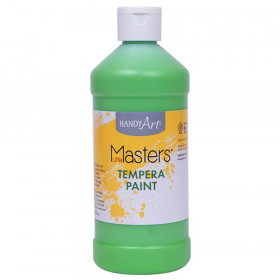 Little Masters Tempera Paint Pint, Light Green
