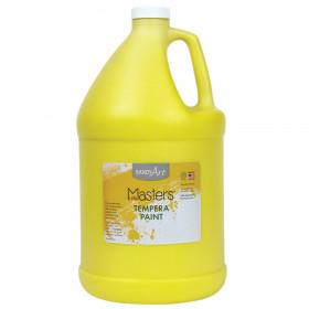 Little Masters Yellow 128Oz Tempera Paint