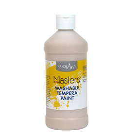 Little Masters Washable Paint, Peach, 16 oz.