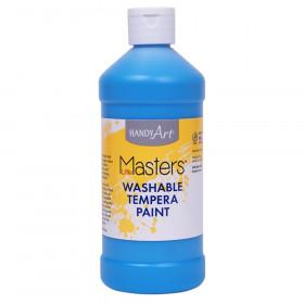 Little Masters Washable Tempera Paint Pint, Light Blue