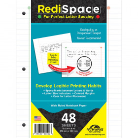 RediSpace Notebook Filler Paper