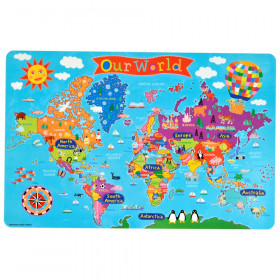 Kid's World PlaceMap