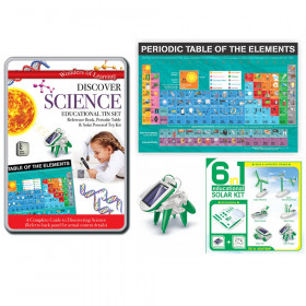 Wonders of Learning Tin Set, Discover Science