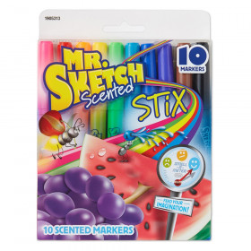 Mr. Sketch Scented Stix 10ct